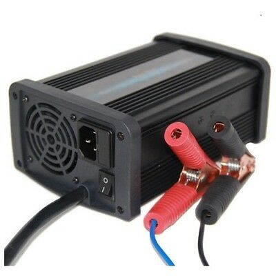 36V 20A Car Battery Charger Lead-acid Battery Charger Reverse Pulse Charge