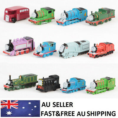 Thomas And His Friends Trains The Tank Engine Action Figure Doll Kid Toys 12 PCS