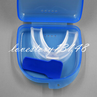Stop Snoring Sleep Aid Mouth Device Apnea Grind Anti Snore Moldable Mouthpiece