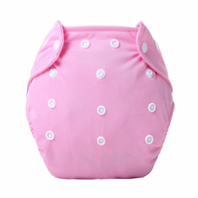 1PC Adjustable Baby Diapers Reusable Nappies Training Pant Cloth Diaper Fraldas