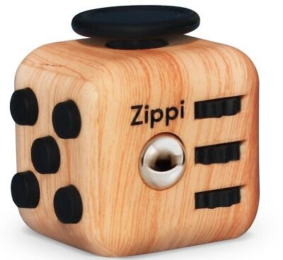 Best Fidget Cube By Zippi. Reduce Anxiety And Stress Relief For ADD, ADHD & OCD