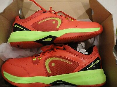 Head revolt team men's tennis shoe US 10.5-11 43.5 cost $150 sell $75.Half Price