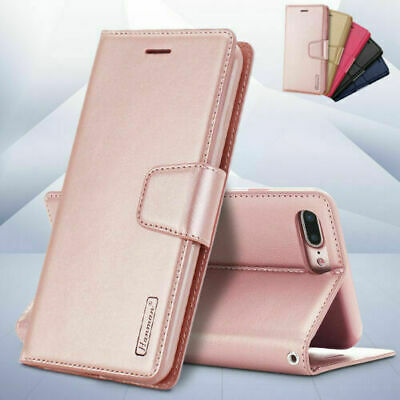 Luxury Hanman Wallet Leather Case Cover For Samsung Galaxy A8 2018 A5 A7 2017