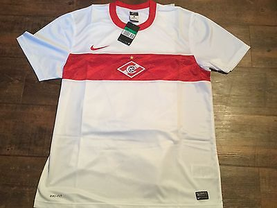2011 2012 Spartak Moscow BNWT New Football Shirt Adults XL Jersey