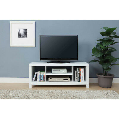 42 Inch Tv Stand Entertainment Center Home Theater Media Storage