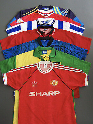 Manchester United Shirts Home Away Third Shirt Adidas Nike Umbro Man Utd Vintage