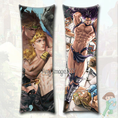 Jojos Bizarre Adventure Dakimakura Kars Anime Hugging Body Pillow