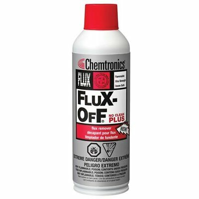 Chemtronics ES1696 FLUX-OFF NO-CLEAN PLUS, 12oz AEROSOL.**FREE SHIPPING**