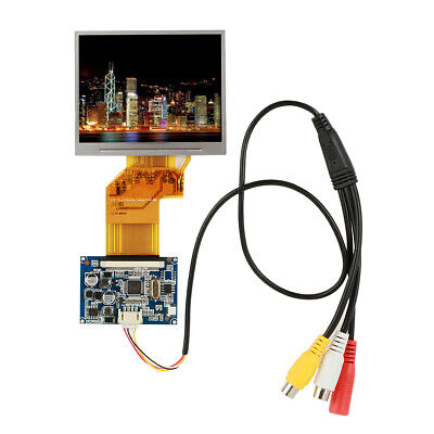 Brand New 3.5 '' TFT LCD Multifunktionsanzeige 240x320 RGB LCD Display Modul Kit