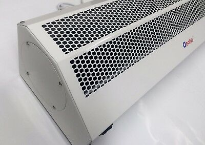 "Welbon 48"" Super Thin Commercial Air Curtain 900 CFM with Free Door Switch UL"