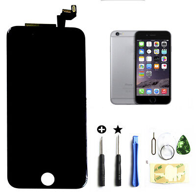 OEM LCD Replacement Screen Digitizer Assembly Kits 3D Touch for iPhone 6s Black