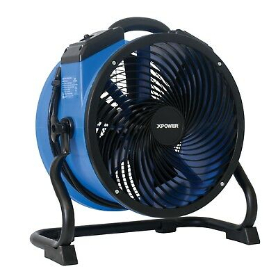 "XPOWER FC-300 Portable 14"" Diameter High Velocity Utility Fan, Air Circulator"