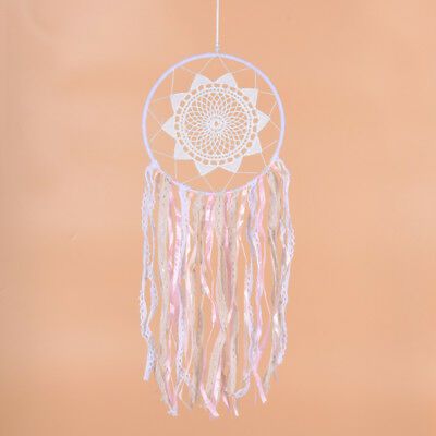 65cm Creative Lace Dream Catcher Wall Hanging Decoration Ornament Craft Gift
