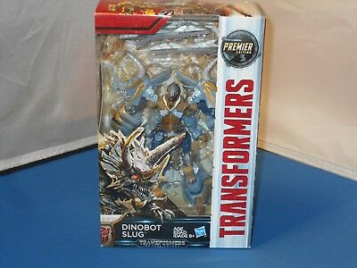 2016 Hasbro Transformers The Last Knight Premier Edition Dinobot Slug Toy NMISB!