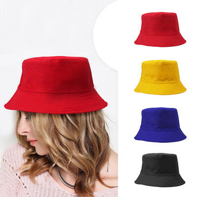 9b5ca0bc50e Washed Cotton Twill Fisherman Casual Polo Fitted Bucket Chino Hats   Caps  Unisex