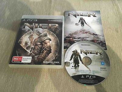Nier (Sony PlayStation 3, 2010) AUS PAL Complete