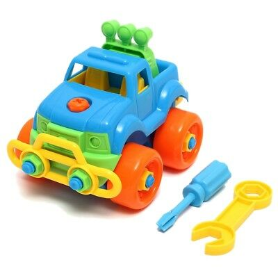 Kids Children Baby Boy Disassembly Assembly Classic Car Educational Play To G6S5