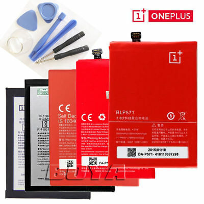 OEM Original OnePlus  BLP613 Battery For OnePlus 3/2/1/X /3T with Tools