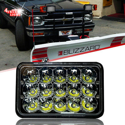 1PC LED Headlight Upgrade for BLIZZARD Snowplow Snow Plow 680LT 720LT 810