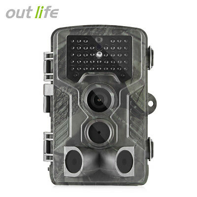 Outlife HC-800G 3G 1080P 16MP 42LEDs Infrared Trail Camera Night Vision Hunting