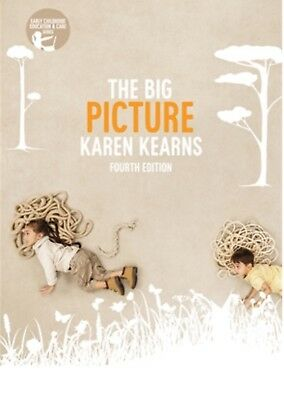 NEW The Big Picture Fourth Edition - Karen Kearns Plus Student Resource Access
