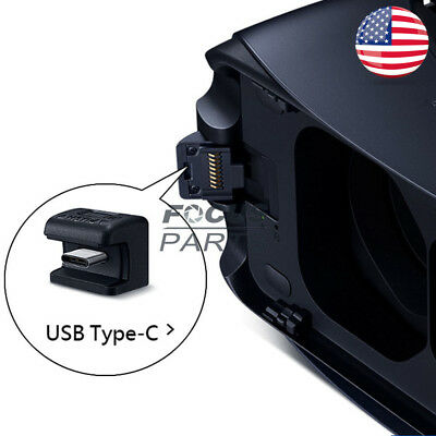 US Genuine For Samsung Gear VR3 2017 SM-R324 Type-C USB Adapter / Connector