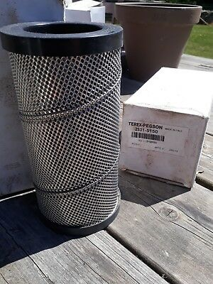 terex hydraulic filter return oil powerscreen 2531-5150