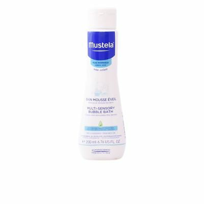 Mustela Multi Sensory Bubble Bath 200ml  Kids