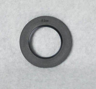 "Lee Filters 62mm Adapter Ring for Lee 4"" (100mm) filter holders very good cond"