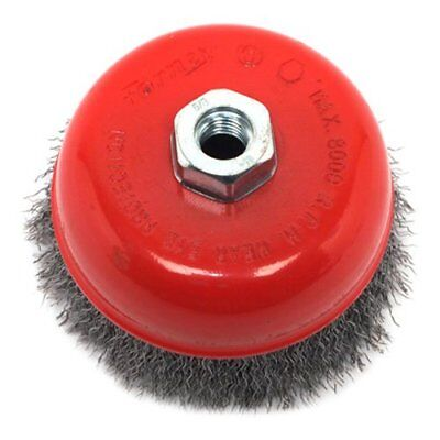 "Forney 72754 Coarse Wire Brush (5"" -125 Mm)  Upc:032277727540"