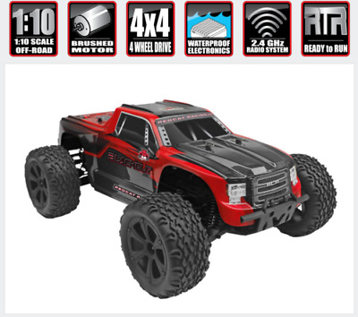 Redcat Blackout Xte Monster Truck Off Road Electric Radio Controlled 1/10