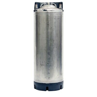 5 Gallon Ball Lock Keg Reconditioned - Class 3 - Beer - Cold Brew - Ships Free!