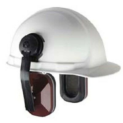 3M E-A-R Dielectric Hard Hat Mounted Ear Muffs Helmet Hearing Protection Earmuff