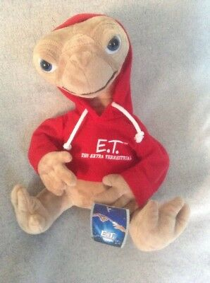 E.T Soft Toy, Universal Studios, New With Tags