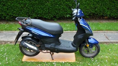 SYM SYMPLY 50cc Moped - £650 00 | PicClick UK