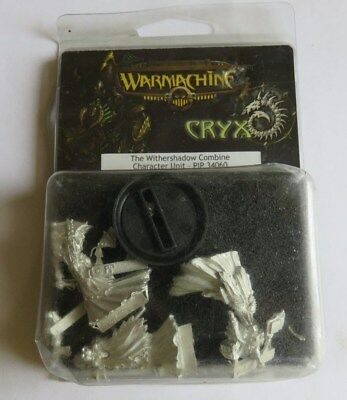 Warmachine Cryx - The Withershadow Combine Character Unit - PIP 34060
