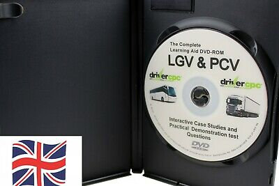 NEW 2019 Driver CPC module 2 and 4 Interactive Case Studies app for PCV & HGV  s