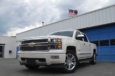 Chevrolet Silverado 1500 High Country Fully Loaded Navigation BOSE Rear Cam HOt&Cold Seats Heated Steering Rear Cam ++