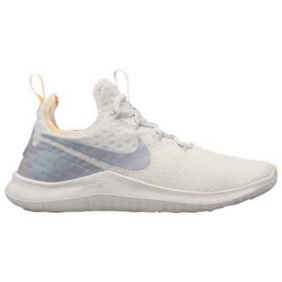 4acc94d962ba Nike Free TR 8 White Wolf Grey Rise Pack Womens Training Workout 2018 ALL  NEW