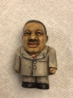 Pot Belly Martin Luther King Figure- Harmony Ball Co. (No Box) Loose Figure