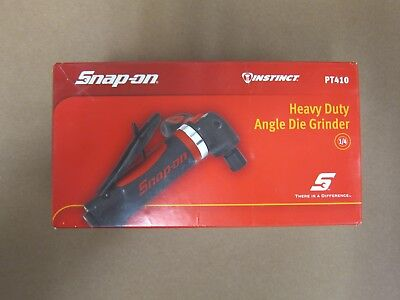 BRAND NEW Snap On PT410  Grinder, Die, 90° Angle, 1 HP