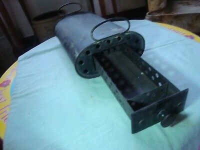 Clark Heater Horse Carriage or Motel T Foot Heater - N25B