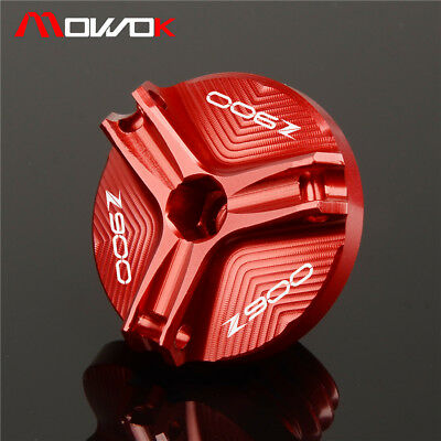 Engine Oil Plug Filter Cover Cap For Kawasaki z900 2017-2018 TOP Quality