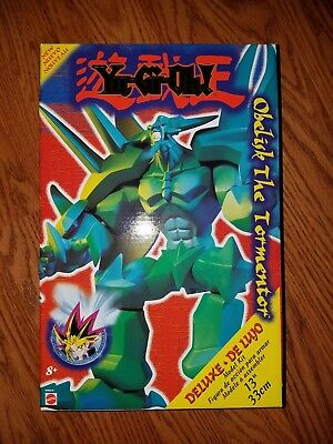 "Yu-Gi-Oh! Obelisk The Tormentor 11"" Model Kit 1996 Yugioh"