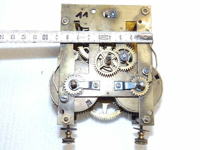 Old Clock Movement For A Wall Clock  Offer 11