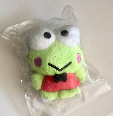 NEW Sanrio 50th Anniversary Plush Ornament Collection --  Keroppi only *LIMITED*