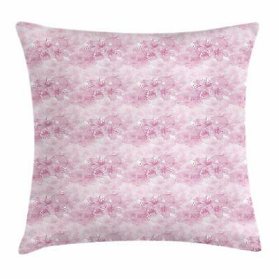 Japanese Throw Pillow Cases Cushion Covers Ambesonne Home Decor 8 Sizes
