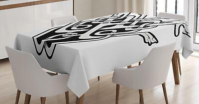 Celtic Tablecloth Ambesonne 3 Sizes Rectangular Table Cover Decor