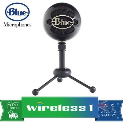 Brand New Blue Microphones Snowball Professional USB Microphone - Black