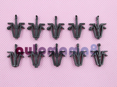 10x Grille Grill Trim Retainer Clips 9046712040 For Toyota Tacoma RAV4 4 Runner